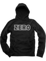 Sudadera Zero Bold Black