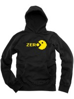 Sudadera Zero Chomp Black