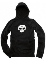 Sudadera Zero Single Skull Black