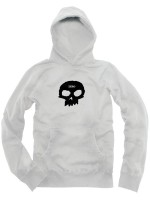 Sudadera Zero Single Skull White