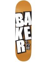 "Tabla Baker Stacked Name T-Funk Camel 8.0"""