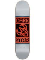 "Tabla Darkstar Block HYB Grey 8.0"""