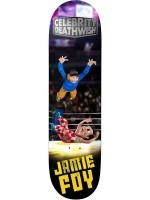 "Tabla Deathwish Celebrity Deathwish Jamie Foy 8.3875"""