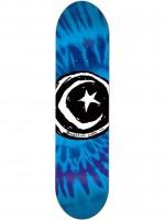 """Tabla Foundation Star & Moon Tie Dye 7.75"""""""