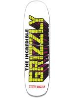 "Tabla Grizzly X Hulk Brick Cruiser 8.375"" X 32"""