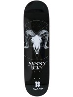 Tabla Plan B Way Darkness Black Ice 8.25""