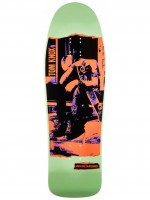 "Tabla Santa Cruz Reissue Knox Punk Green 9.98 X 31.66"""