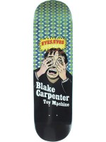 "Tabla Toy Machine Eyes Eyes Carpenter 8.375"""