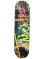 "Tabla Tricolor Firma Wash Multicolor Natural 8.0"""