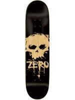 "Tabla Zero Blood Skull Black Natural 8.25"""