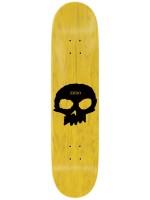 """Tabla Zero Single Skull Yellow 8.25"""""""