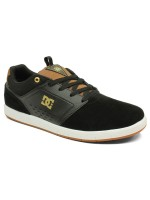 Tenis DC Cole Signature Black Brown White