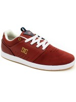 Tenis DC Cole Signature Light Brown White