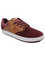 Tenis Dc Mikey Taylor Burgundy