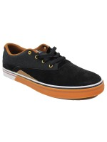 Tenis Dc Sultan S Black White Gum