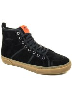 Tenis Globe Los Angered II Black Gum
