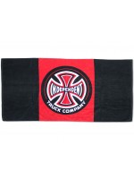 Toalla Independent Banner Black Red