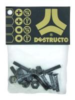 "Tornillos Destructo Cruz 7/8"""