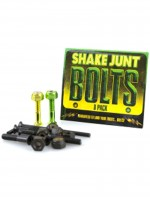Tornillos Shake Junt Bag-O-Bolts 1 Green 1 Yellow Allen 7/8""