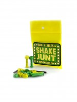 Tornillos Shake Junt Bag-O-Bolts 4 Green 4 Yellow Cruz 7/8""