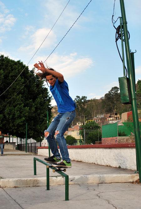 jueves skate rancho san antonio queretaro mexico