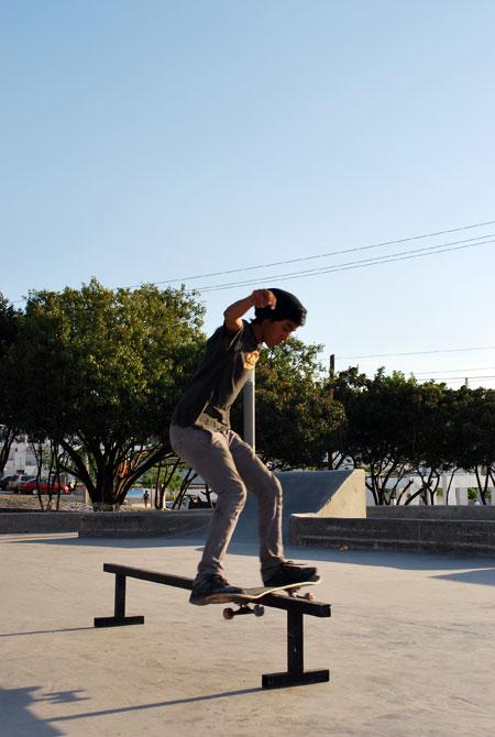 jueves skate candiles queretaro mexico
