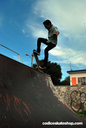 Jueves Skate Mini Rampa Sta Bárbara queretaro mexico