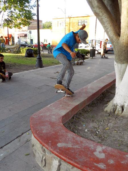 jueves skate pueblito queretaro mexico